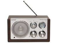 Denver TR-61 Dark Wood AM/FM Radio