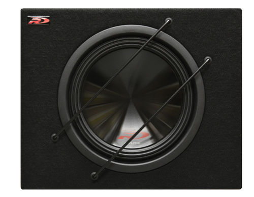 Alpine SWR-12D2 + BOX Subwoofer
