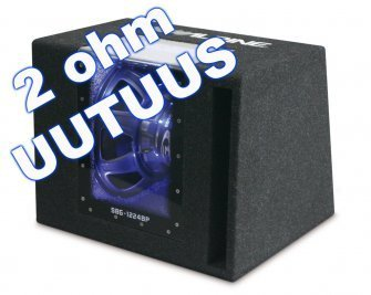 Alpine SBG-1224BP Subwoofer